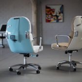 Scooter Chair - Vespa Chair - Gallery-6