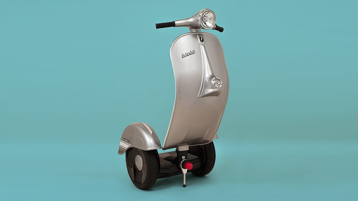 Vespa Electric Scooter >> Z Scooter Creations Bel Bel Creative Studio