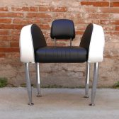 spider side panels - chair made from vespa