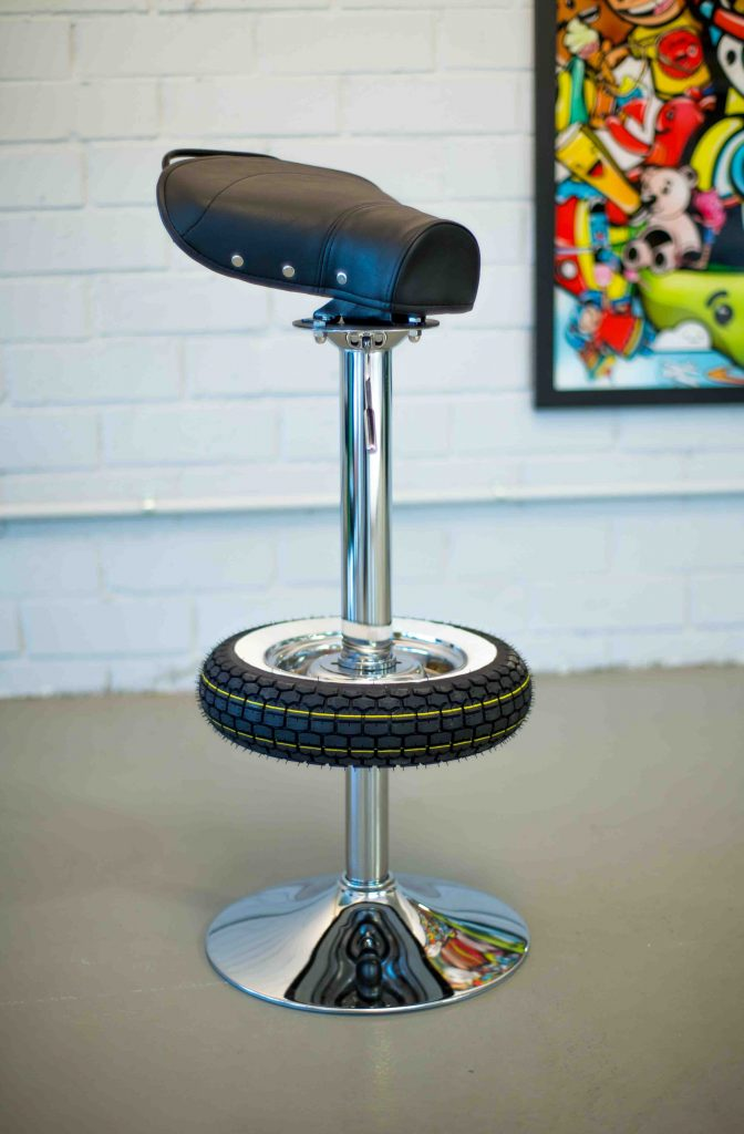 Vintage Stool Bar Creations Bel Amp Bel Creative Studio