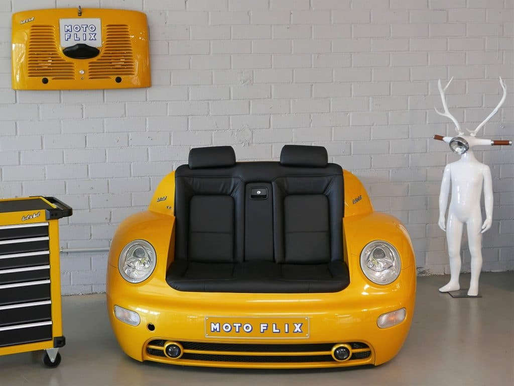 SOFA NEW BEETLE VW