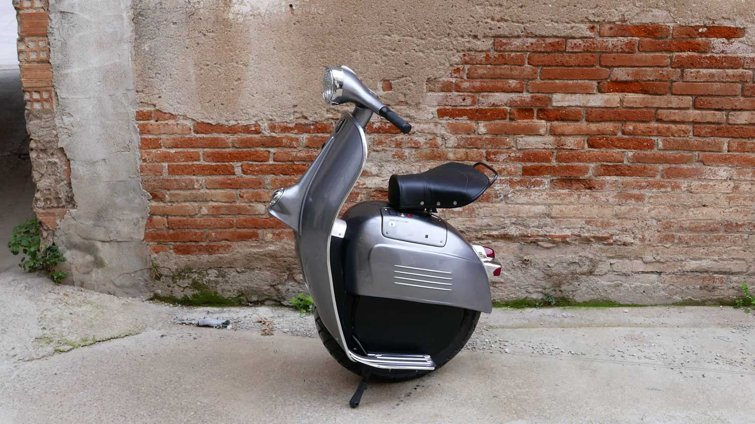 Image result for monowheel scooter